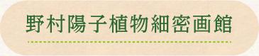 野村陽子植物細密画館